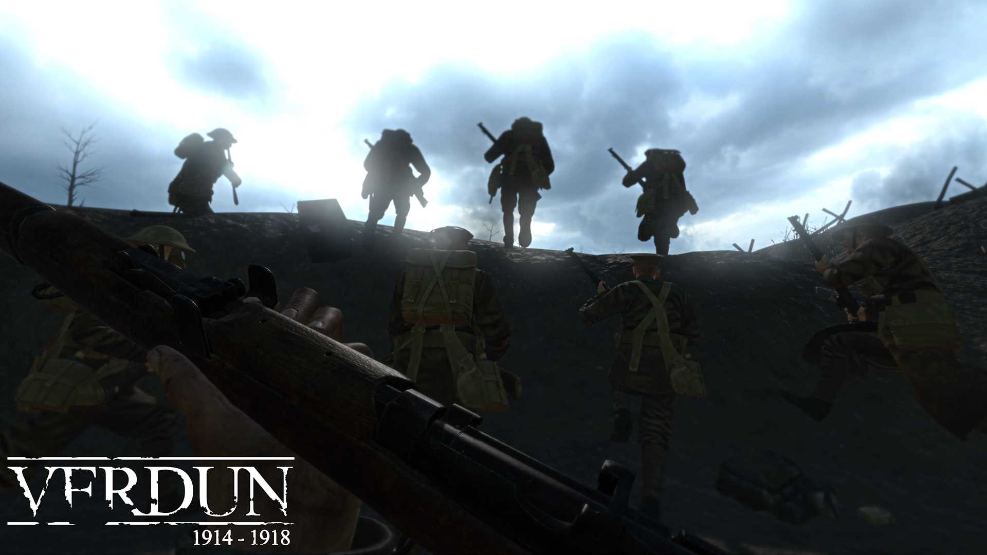 verdun screenshot pc