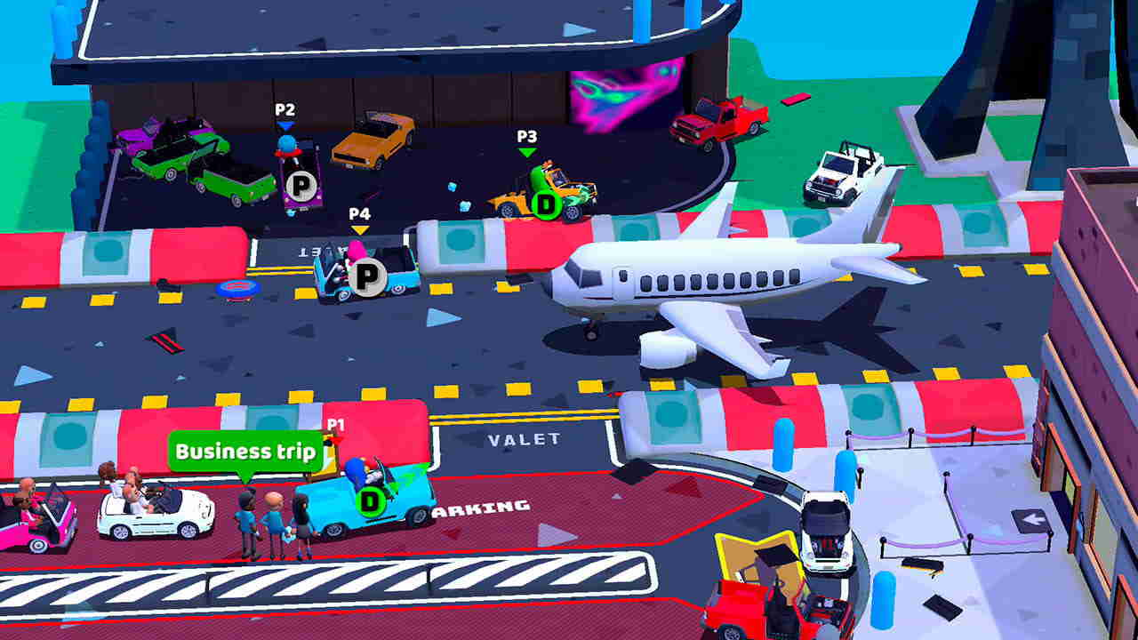 Very Very Valet review: Excellent level design