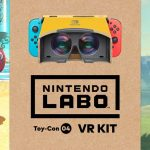 Super Mario Odyssey and Breath of the Wild to support Labo VR