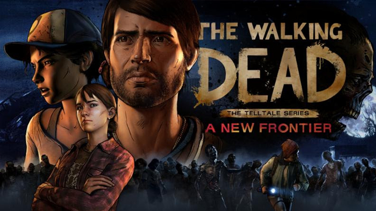 The Walking Dead: A New Frontier confirmed for December