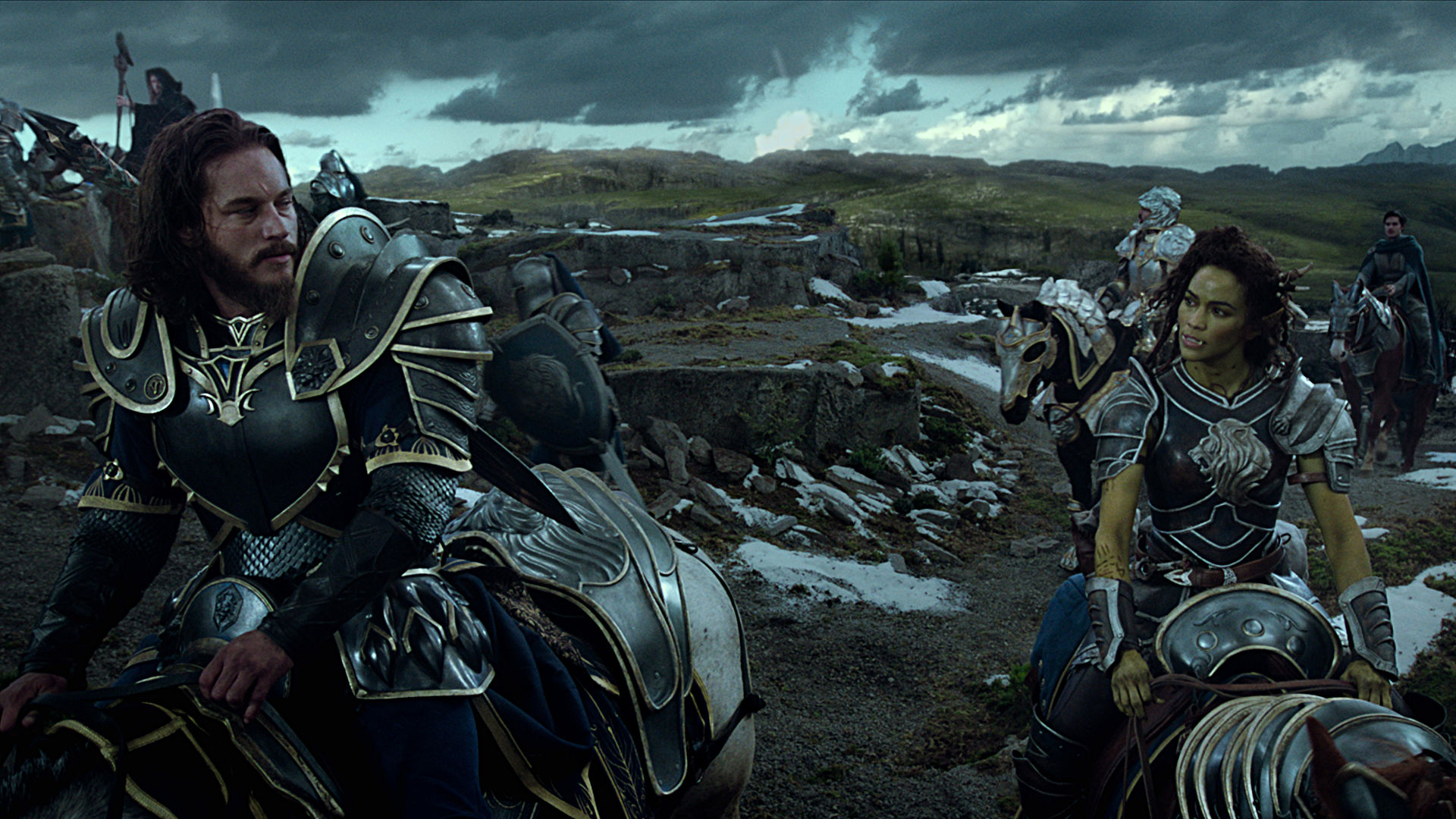 Warcraft Coming To Blu Ray 3d And 4k Ultra 10th October