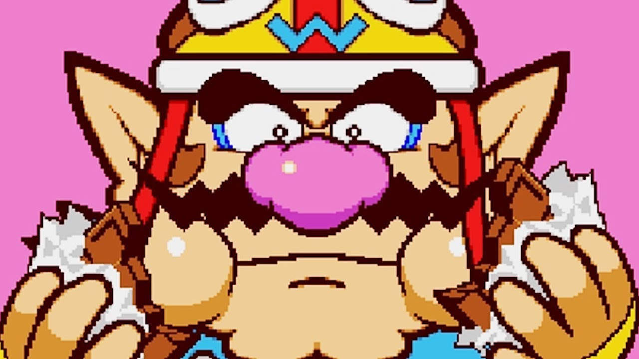 Best Warioware games: 4. WarioWare Touched/Twisted