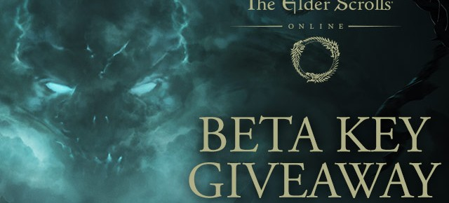Elder Scrolls Online Beta Key Giveaway