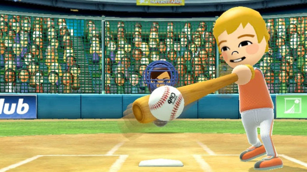 Wii Sports was packed in with every Wii