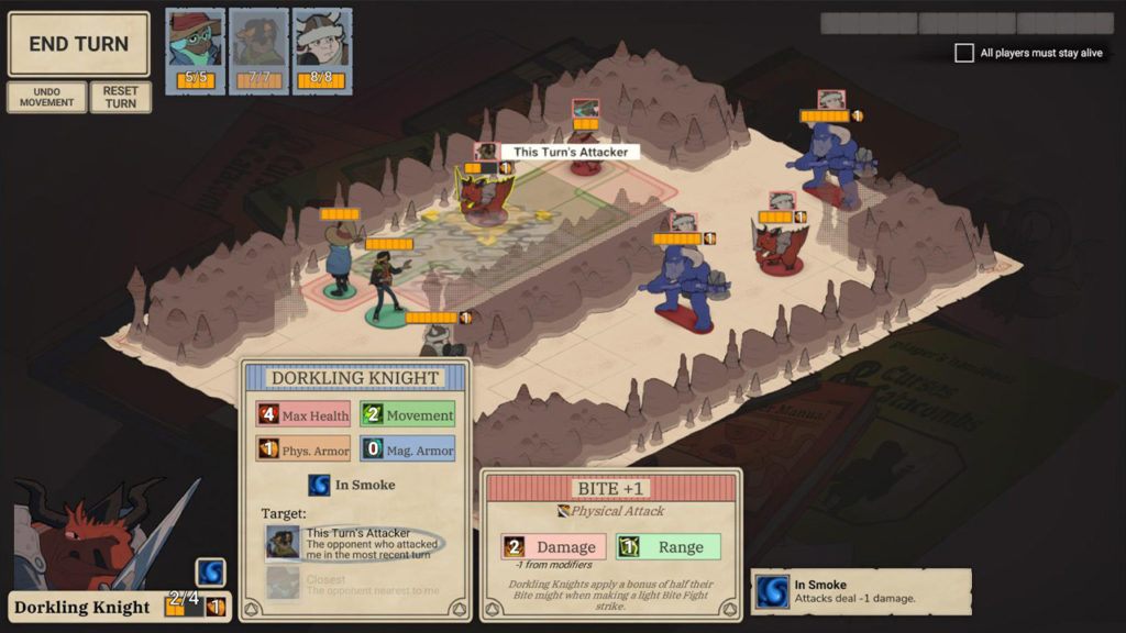 A screenshot of Wintermoor Tactics Club