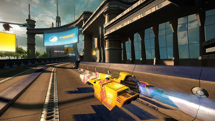 Wipeout is back as a mobile game