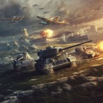 World of Tanks officially launches on PS4 next week