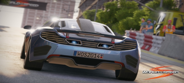 World of Speed – McLaren MP4-12C In All Of It's Glory
