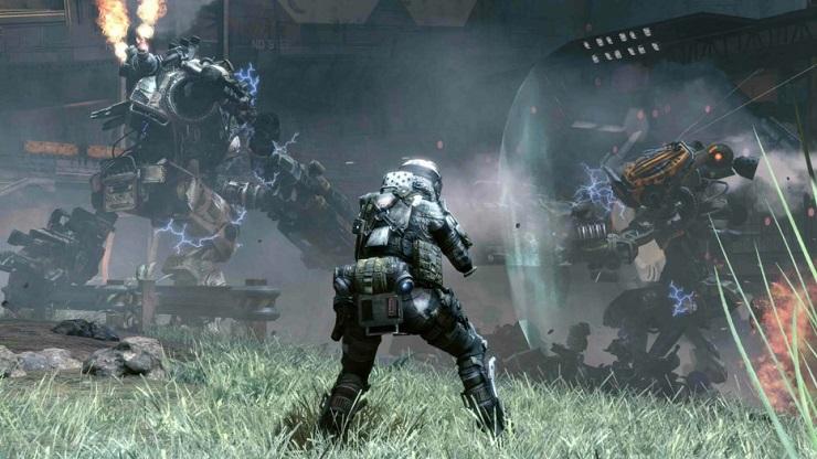 Résultats de recherche d'images pour «titanfall 2 gameplay»