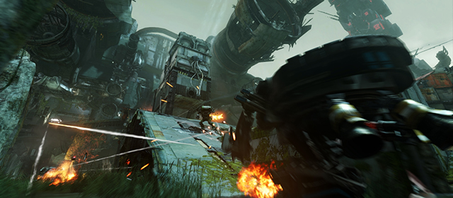 Hawken Gets New Wreckage Map & Festive Treats