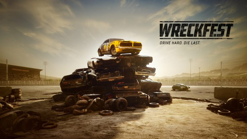 Wreckfest review on PS4 and Xbox One