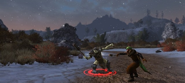 Lord of the Rings Online Update Around the Bend