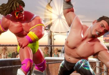 WWE 2K Battlegrounds Ultimate Warrior and Eddie Guerrero