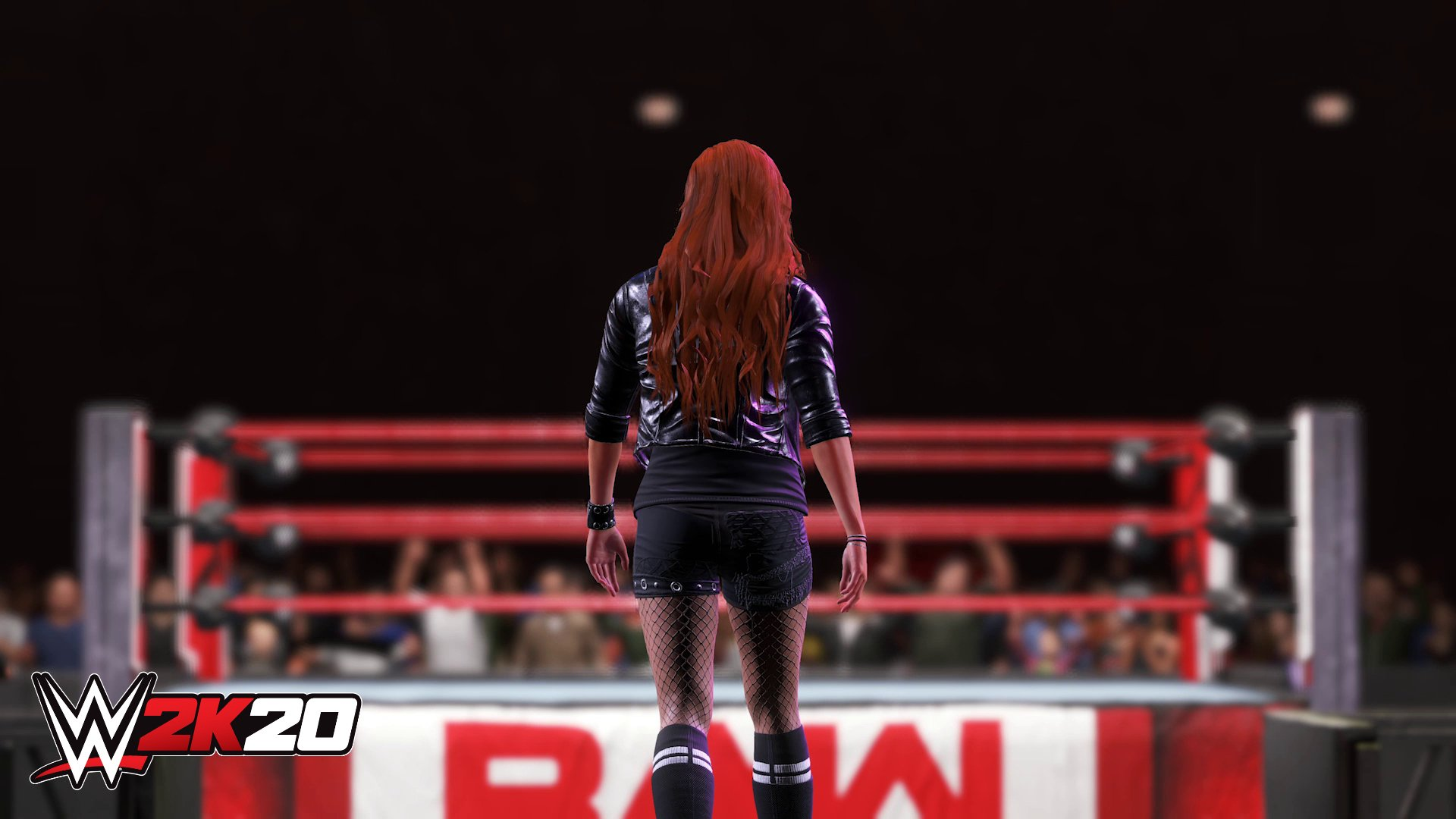 Finally the WWE 2K20 changes bring female superstars in career mode