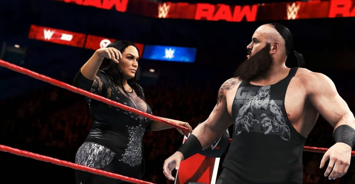 WWE 2K20: preview hands on with the changes