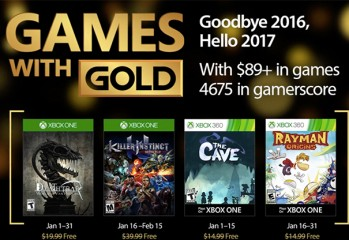 xbox games with gold january 2017
