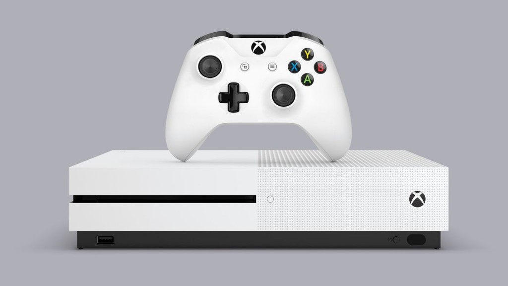 Microsoft's £349 Xbox One S will go on sale on August 2