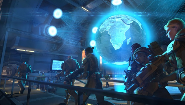 XCOM: Enemy Unknown - Screenshot 01