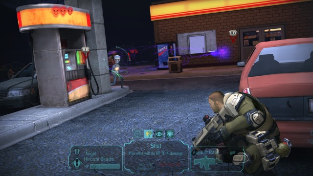 XCOM: Enemy Unknown - Screenshot 02