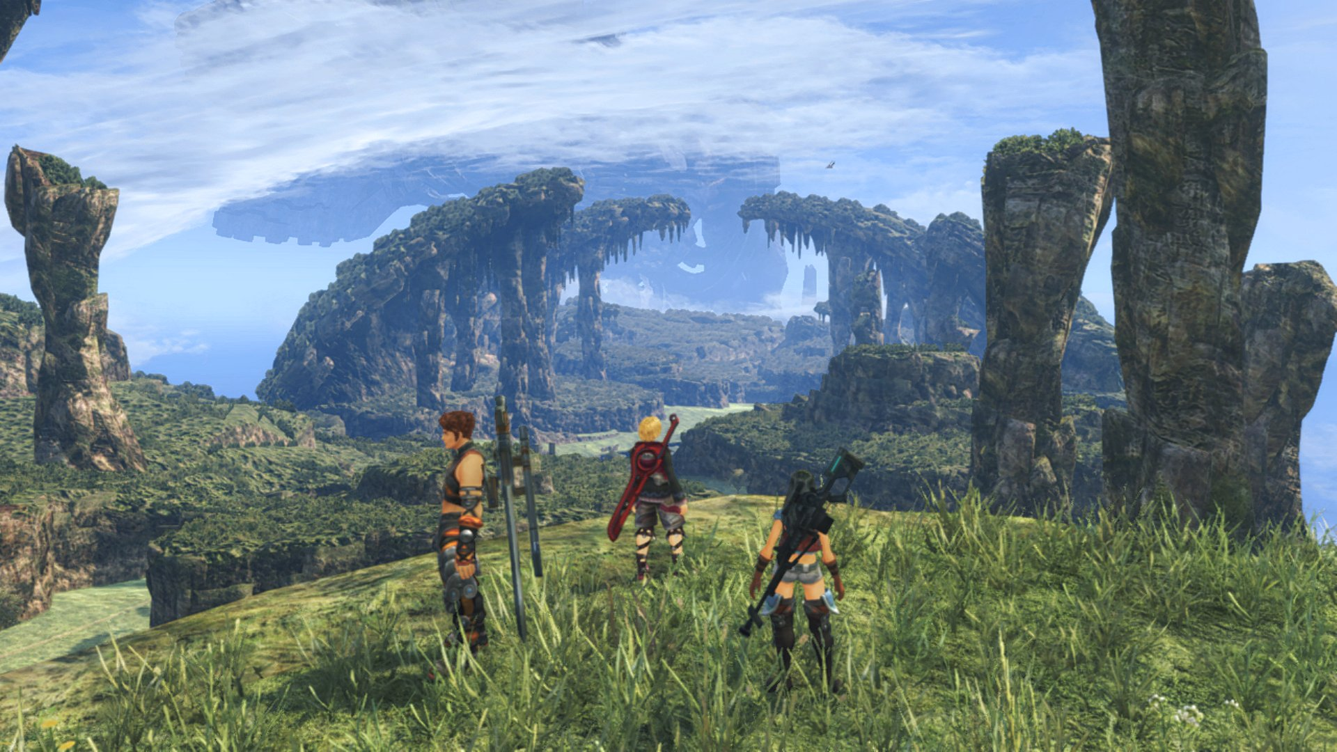 Xenoblade Chronicles: Definitive Edition review - GodisaGeek.com