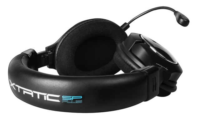 Sharkoon X-Tatic Plus Headset Review