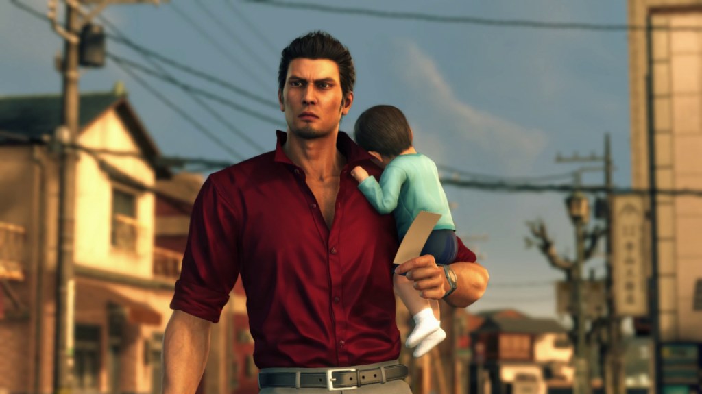 Yakuza 6: Parenting Done Right | GodisaGeek.com