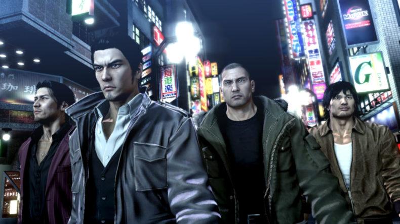 Yakuza Remastered Collection News