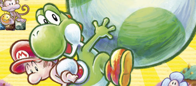 Yoshi's New Island TV Ad Features Eggs, Youngsters & Yoshicopters