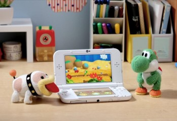 yoshi woolly 3ds