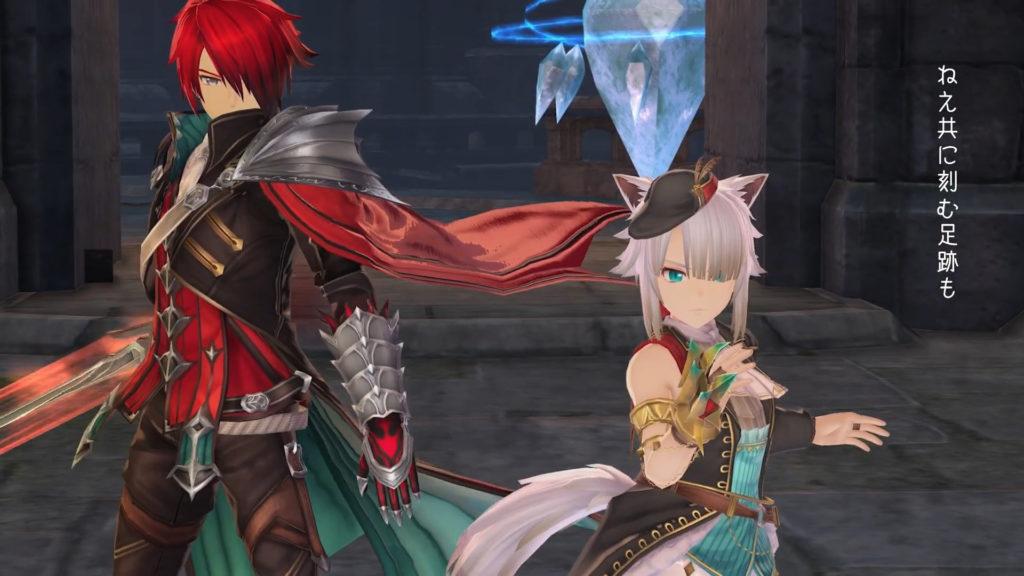 A screenshot of Ys IX