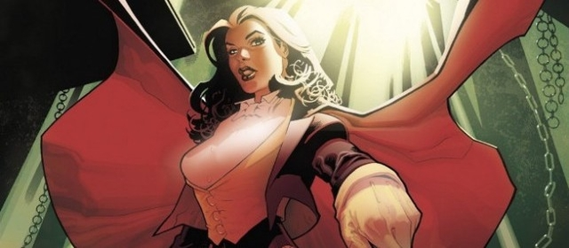Zatanna Revealed As Next Injustice DLC Character