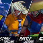 Zeku joins Street Fighter V on October 24