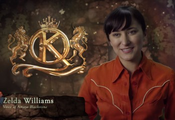 zelda williams king's quest
