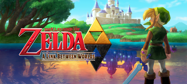 Video Compares A Link to the Past and A Link Between Worlds