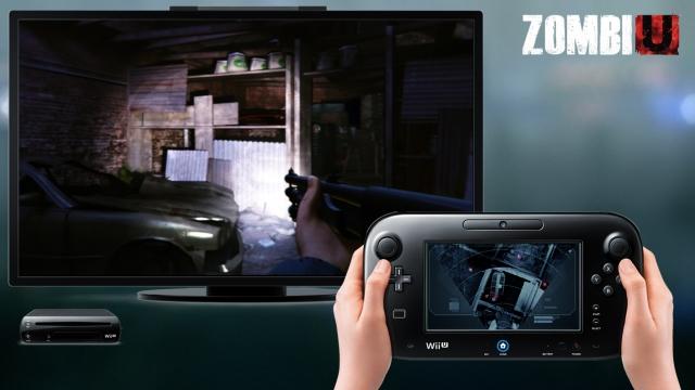 Wii U Ubisoft Preview - Zombi U
