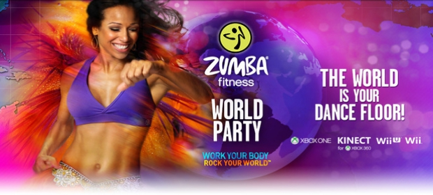 Zumba World Party Release Date Announced